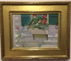 The Window Box 1916 Remington Schuyler