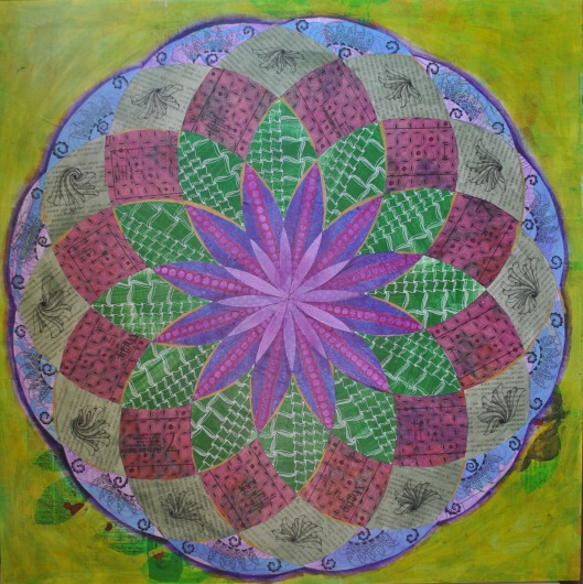 Big Mandala 47 done take 2