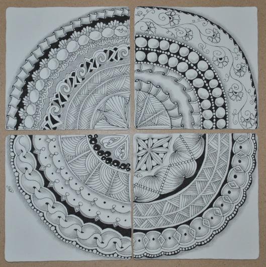 plates mosaic