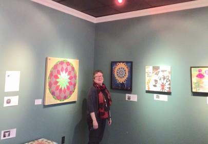 alhamra art gallery exhibit