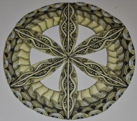 Mandala 60 tissue