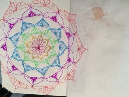mandala original process