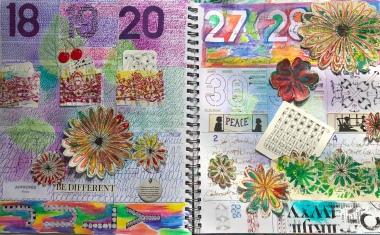 art journal July 2020